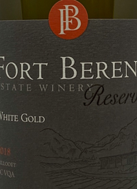 Fort Berens White Goldtext