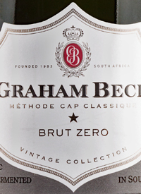 Graham Beck Brut Zero