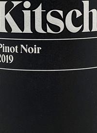 Kitsch Pinot Noir