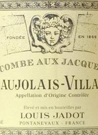 Louis Jadot Beaujolais-Villages Combe aux Jacquestext