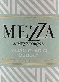 Mezza di MezzaCorona Italian Glacial Bubblytext
