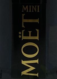 Moët and Chandon Rosé Minitext