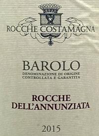 Rocche Costamagna Barolo Rocche Dell'Annunziatatext