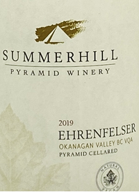 Summerhill Pyramid Winery Ehrenfelsertext