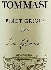 Tommasi Pinot Grigio Le Rossetext