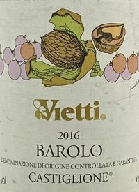 Vietti Barolo Castiglionetext