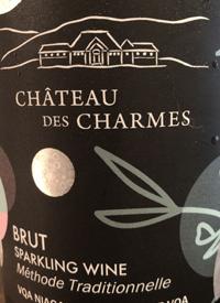 Château des Charmes Bruttext