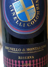 Donatella Cinelli Colombini Brunello di Montalcino Riservatext
