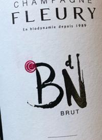 Champagne Fleury BdN Bruttext