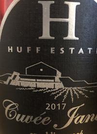 Huff Estates Cuvée Janine Sparkling Rosétext