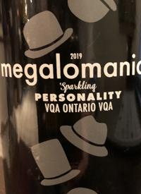 Megalomaniac Sparkling Personalitytext