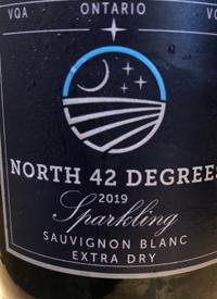 North 42 Degrees Sparkling Sauvignon Blanctext