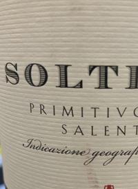Jorche Soltema Primitivo del Salentotext