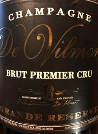 Champagne de Vilmont Brut Premier Crutext