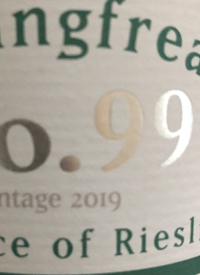 Rieslingfreak No. 99text