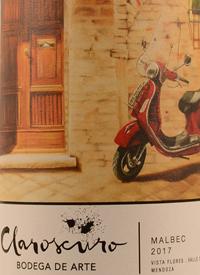 Bodega de Arte Claroscuro Malbectext