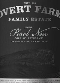 Covert Farms Pinot Noir Grand Reserve