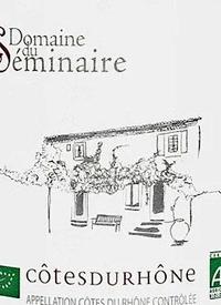 Domaine du Séminaire Côtes du Rhône