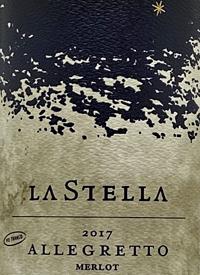 LaStella Allegretto Merlot Pie Francotext