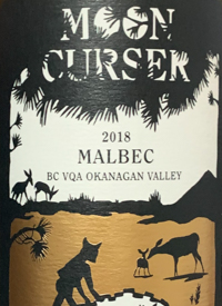 Moon Curser Malbectext