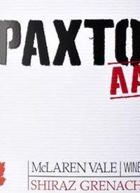 Paxton AAA Shiraz Grenachetext
