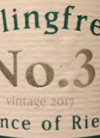 Rieslingfreak No. 3 Clare Valleytext