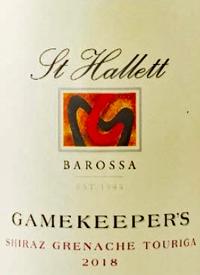 St. Hallett Gamekeeper's Shiraz Grenachetext
