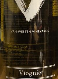 Van Westen Vineyards Viognier