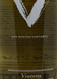 Van Westen Vineyards Viscoustext