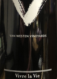 Van Westen Vineyards Vivre la Vietext