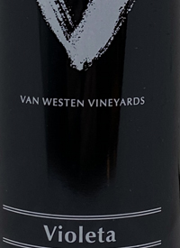 Van Westen Vineyards Violetatext