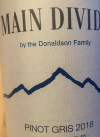 Main Divide Pinot Gristext
