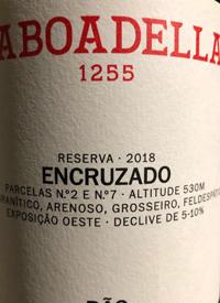 Taboadella 1255 Encruzado Reserva