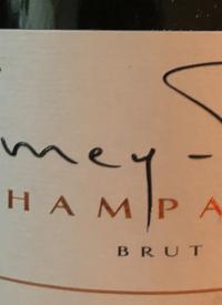 Champagne Fumey Tassin Futur Antérieur Brut