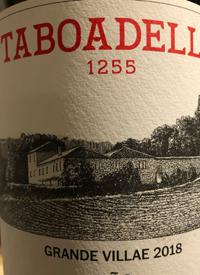 Taboadella 1255 Grande Villae Redtext