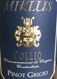 Miklus Pinot Grigiotext