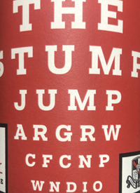 The Stump Jump Redtext
