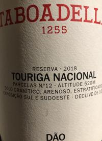 Taboadella 1255 Touriga Nacional Reserva