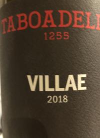 Taboadella 1255 Villae Redtext