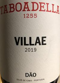 Taboadella 1255 Villae Vinho Brancotext