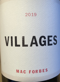 Mac Forbes Villages Coldstream Pinot Noirtext