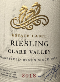 Wakefield Estate Clare Valley Rieslingtext