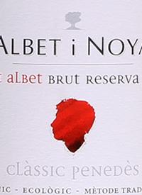 Albet i Noya Petit Albet Brut Reservatext