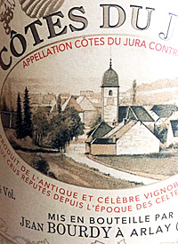 Jean Bourdy Côtes du Jura Blanc