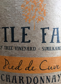 Little Farm Winery Pied de Cuve Chardonnaytext