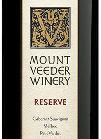 Mount Veeder Winery Reservetext