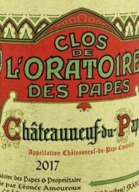 Ogier Clos de L'Oratoire des Papes Châteauneuf-du-Pape Rougetext