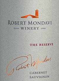 Robert Mondavi Cabernet Sauvignon The Reserve To-Kalon Vineyardtext