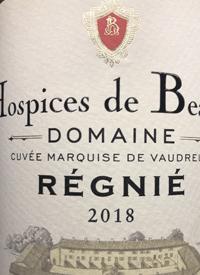 Hospices de Beaujeu Régniétext