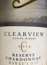 Clearview Chardonnay Reserve Hawke's Baytext